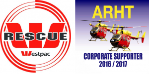 Rescue Helicopter Corporate supporter, 2016